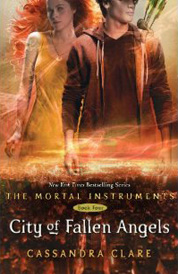 City of Fallen angels af Cassandra Clare
