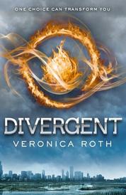Divergent af Veronica Roth
