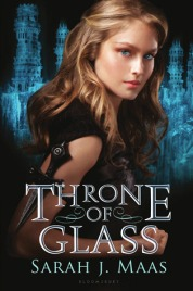 Throne of glass af Sarah j Maas