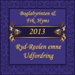 Ryd reolen udfordring 2013