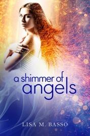A shimmer of angels af Lisa M Basso