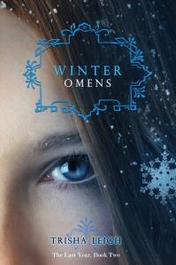 Winter omens af Trisha Leigh