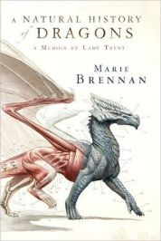 A natural history of dragons af Marie Brennan