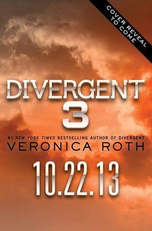Divergent 3 cover kommer snart