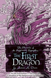 The first dragon af James a Owen