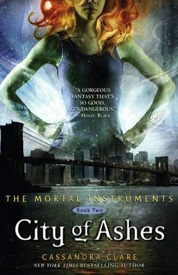 City of Ashes af Cassandra Clare