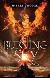The Burning Sky af Sherry Thomas
