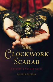 The Clockwork Scarab af Colleen Gleason