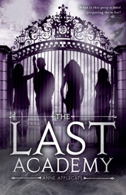 The Last Academy af Anne Applegate