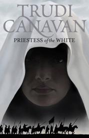 Priestess of the white af Trudi Canavan