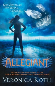 Allegiant paperback version af veronica roth