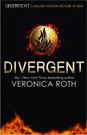 Divergent voksen version af Veronica Roth