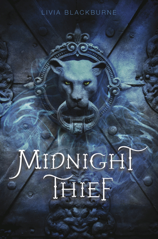 Midnight thief af Livia Blackburne