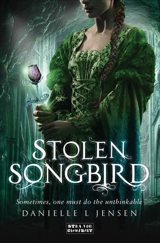 Stolen songbird af Danielle Jensen