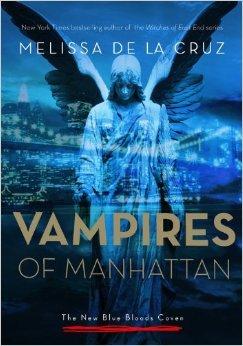 The vampires of manhattan af Melissa de la cruz