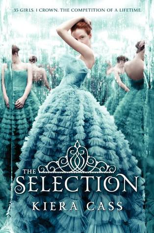 The selection af Kiera Cass stor