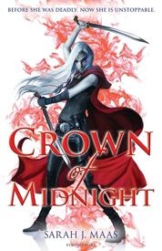 Crown of midnight af Sarah J Maas
