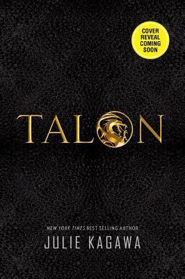 Talon cover comming af Julie Kagawa