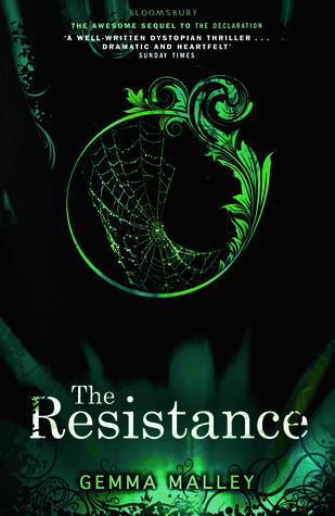 The Resistance af Gemma Malley