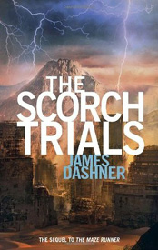The Scorch Trials af James Dashner