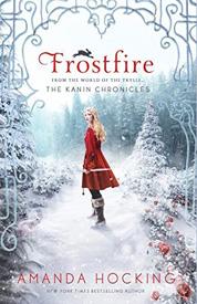 Frostfire af Amanda Hocking