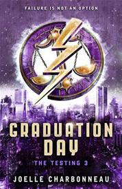 Graduation day af Joelle Charbonneau