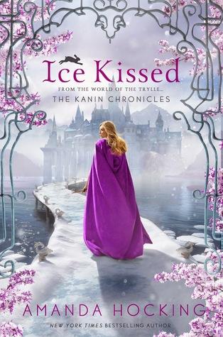 Ice kissed stor af Amanda Hocking