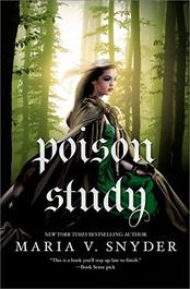 Poison study af Maria V Snyder