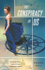 The Conspiracy of us af Maggie Hall