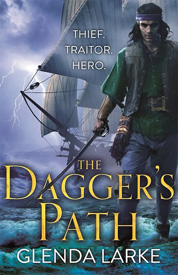 The Daggers Path af Glenda Larke