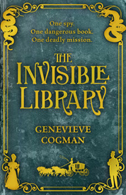 The Invivible library af Genevieve Cogman