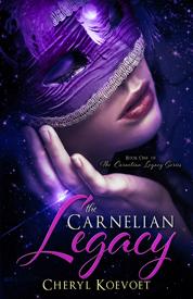 The Carnelian Legacy af Cheryl Koevoet