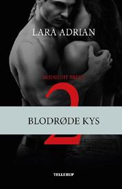 Blodrøde kys af Lara Adrian