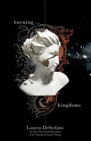 Burning Kingdoms af Lauren DeStefano