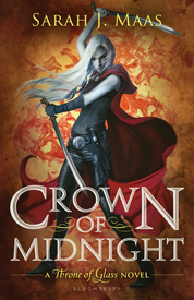 Crown of Midnight US af Sarah J Maas