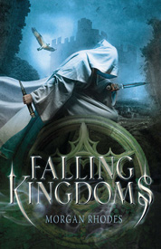Falling kingdoms af Morgan Rhodes