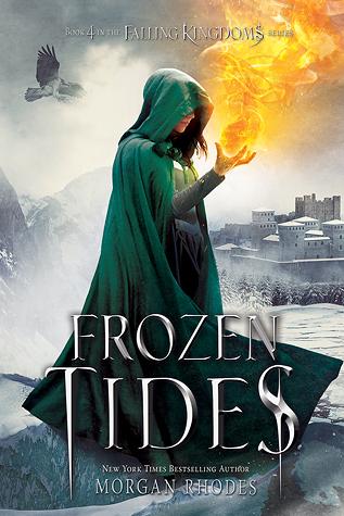 Frozen Tides af Morgan Rhodes