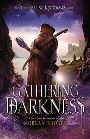 Gathering Darkness af morgan Rhodes