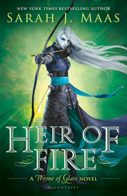 Heir of Fire US af Sarah J Maas