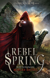 Rebel Spring af Morgan Rhodes