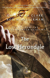 The lost herondale af cassandra clare