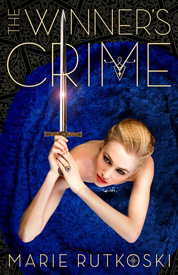 The winners crime af Marie Rutkoski