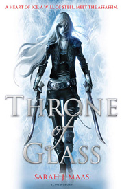 Throne of Glass UK af Sarah J Maas