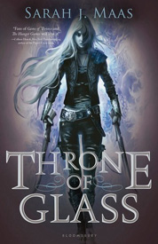 Throne of Glass US af Sarah J Maas