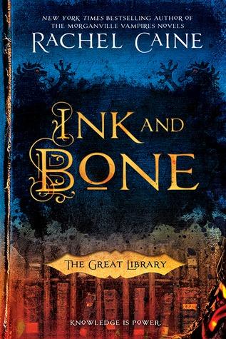 Ink and Bone af Rachel Caine