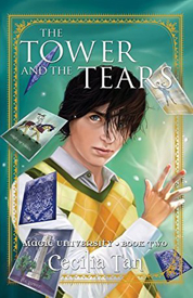 The tower and the tears af Cecilia Tan