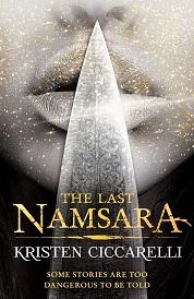 The Last Namsara af Kristen Ciccarelli