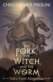 The fork the witch and the worm af Christopher Paolini